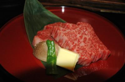 A5ランクの近江牛を食べに雄琴(おごと)温泉へ&彦根城と琵琶湖バレイ