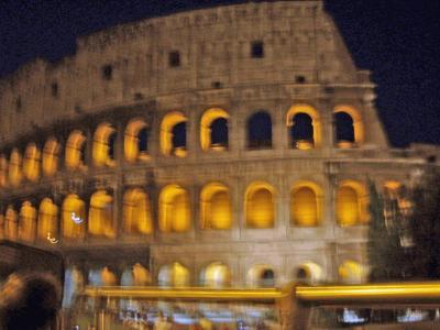 猛暑のイタリア旅行 ローマ~フィレンツェ~ヴェネチア ローマ編②イルミネーションツアー
