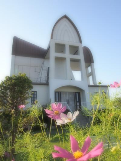 函館聖ヨハネ教会★敷地内は思いのほかメルヘンだった!