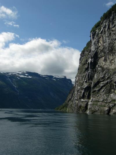 ガイランゲルフィヨルド~オーレスン(ノルウェー)~2012夏北欧旅行⑤