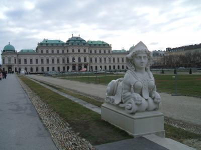 オーストリア2007 ウィーンの旅 2