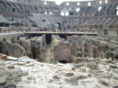猛暑のイタリア旅行 ローマ~フィレンツェ~ヴェネチア ローマ編③コロッセオ