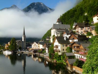 オーストリア周遊7泊9日の旅―④ハルシュタット編―