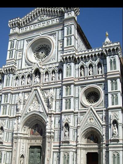 猛暑のイタリア旅行 ローマ~フィレンツェ~ヴェネチア フィレンツェ編②ドォーモからポンテ・ヴェッキオ散策