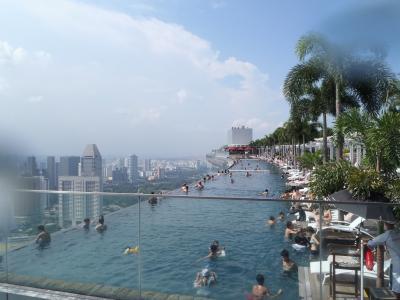 大好きシンガポール・たっぷり満喫の旅パート1