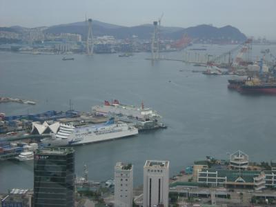 ちょっと韓国へ2011(3)釜山三日目