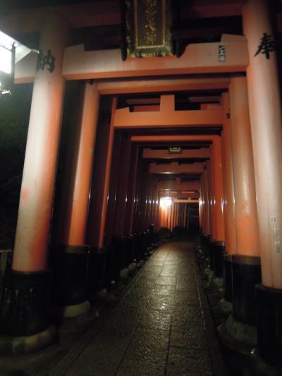 2012.8 兵庫・京都・滋賀 −1日目/甲子園・伏見稲荷・先斗町−