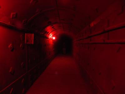 ソ連時代の地下核シェルター