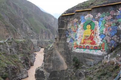 東チベット 青海省周遊の旅(3)~同仁→五屯村→隆務河~