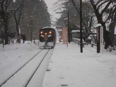 2009 青森の旅 No3 ストーブ列車で津軽平野を走る (3日目)