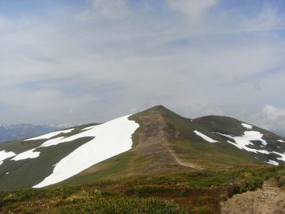 2012 平標山~仙ノ倉山 稜線歩き登山