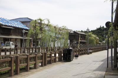 水郷佐原のお散歩