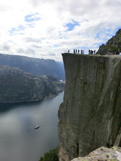 避暑のノルウェー ムンクとフィヨルドの旅 4