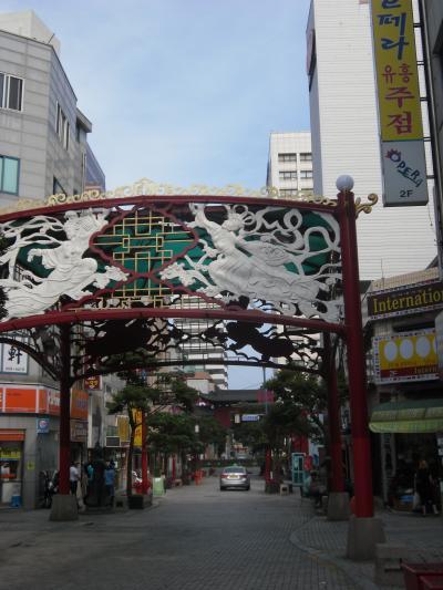 ちょっと韓国へ2011(6)安東→釜山