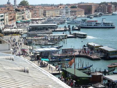 猛暑のイタリア旅行 ローマ~フィレンツェ~ヴェネチア ヴェネチア編③ 街歩き~そしてオペラへ