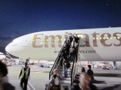 エミレーツ航空で行くドバイ旅行