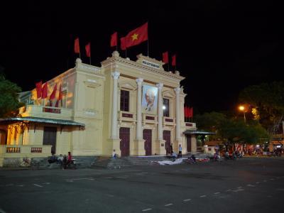 2012年 夏のベトナム(ハイフォン)出張 【1日目】