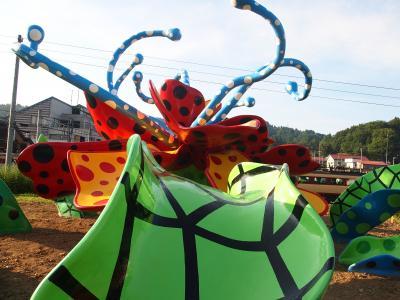 アートの旅 大地の芸術祭2012