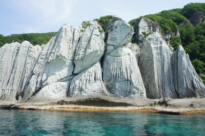 下北半島から青森・仙台へ(二日目前半) ~息を呑む美しさの仏が浦から、高速船で一気に青森港へ