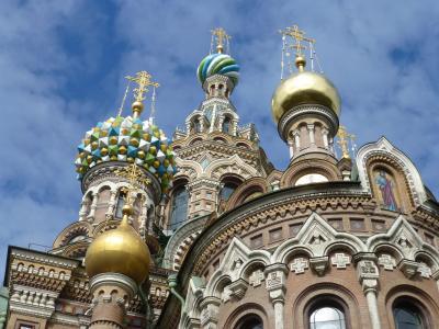 ついにやってきた念願のロシア旅行−5泊6日で旧ソ連5カ国巡り旅