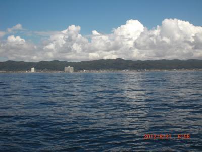 安房丸釣日記2012-9