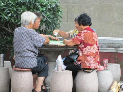 2012年夏閑 華南・台北(2)仏山へ伝説の武道家詣