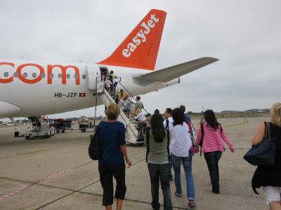 ヨーロッパ旅行 2日目(ボルドー→スイス移動日)