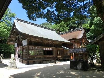 糸島半島 桜井神社参拝