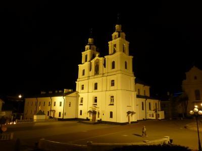 旧ソ連な感じの街並みのミンスク−5泊6日で旧ソ連5カ国巡り旅