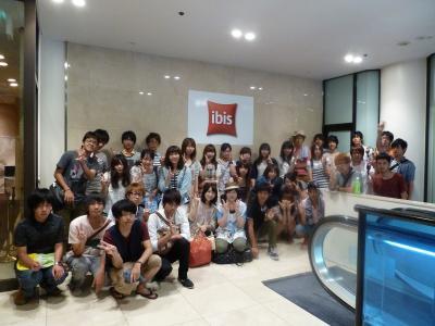 夏合宿 2012