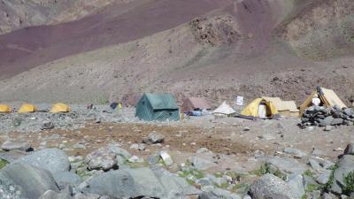 ヒマラヤ登山記(ストックカンリ 6137m) インド (レー編)  6000m峰を目指して~ 3 2012