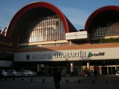 スペイン鉄道旅行