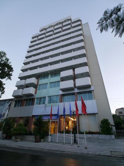 2012年 夏のベトナム(ハイフォン)出張 『ヒューギホテル』