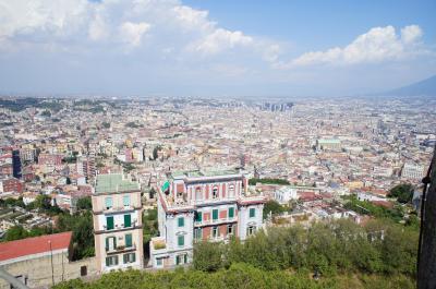 2012年8月 イタリア旅(ローマ・ナポリ・ソレント・アマルフィ・カプリ)