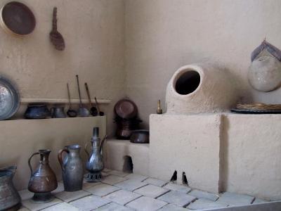 2011年秋ウズベキスタン旅行第5日目(6)サマルカンド:民俗コレクションや豪華な広間のある郷土史博物館