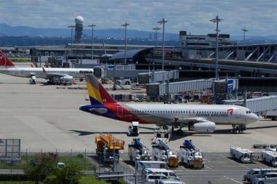 おおさか 西日本の空の玄関 関西国際空港KIXでのトランジットの過ごし方 2013夏
