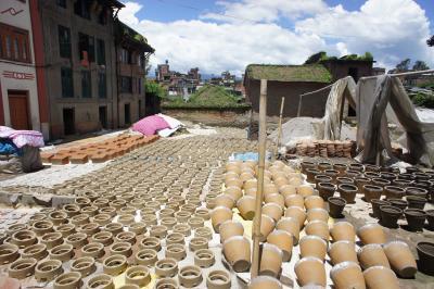 ネパール旅行記4(ティミ)