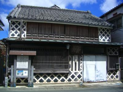 なまこ壁と唐人お吉を訪ねて 下田への旅 vol1