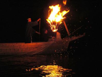 長良川鵜飼に行ってきました