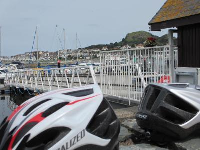 2012英国・モーターホームの旅(7)~北ウェールズでサイクリング~