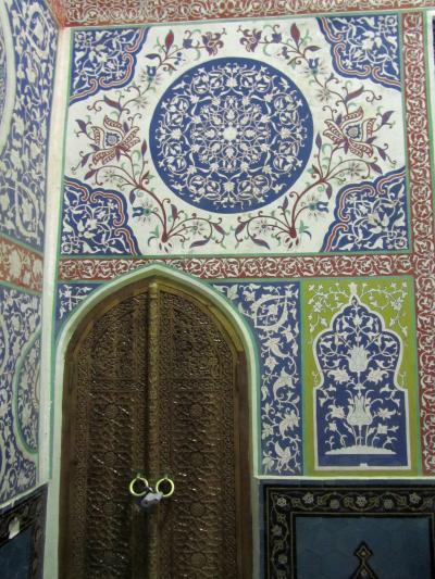 2011年秋ウズベキスタン旅行第6日目(5)サマルカンド:シャーヒズィンダ廟群(後編)と墓地散策
