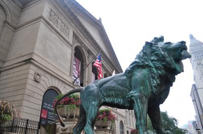 シカゴ・友人と共に・・・美術館もメジャーリーグも味わおう編