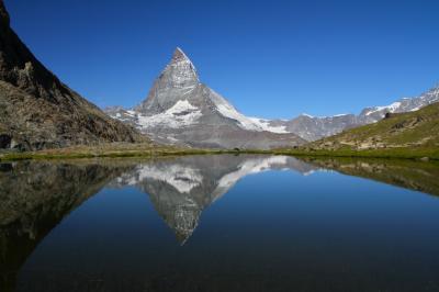 2012年 夏のスイス−フランス6 リッフェルゼーハイキング
