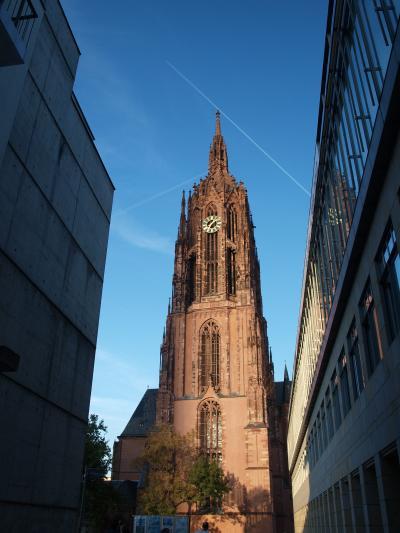 (1)ドイツで ビーア・ビッテ!の旅  (1日目)