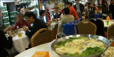 2011年11月の香港、「奪命金」を観る4泊5日。