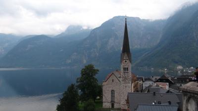オーストリアと北イタリアの旅 2 :ザルツカンマーグート編