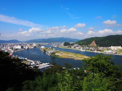 石巻 日和山公園と、奈良県吉野山、世界遺産、金峯山寺による東日本大震災祈願大護摩供
