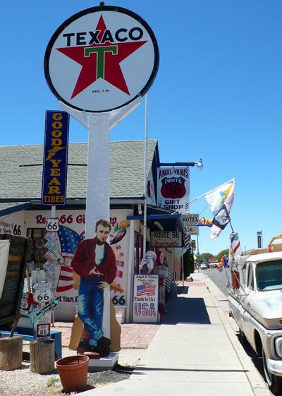 ルート66の旅2012/The Heart of Route 66 ウィリアムズ~セリグマン~キングマン