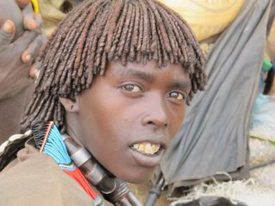 東アフリカ周遊(2)【エチオピア:カイ・アファールの木曜市】