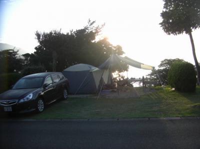 赤礁崎キャンプ